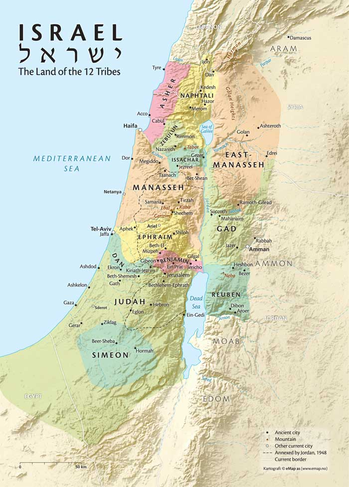 Biblical tribal map of Israel on map of israel during jesus' time, current map of israel, map of jerusalem, map of judea, large map of israel, caesarea israel, map of israel and palestine, road map of israel, united kingdom monarchy of israel, map of middle east, map of jordan, map of holy land, photographs of israel, map of west bank barrier, map of israel joshua, map of biblical israel, map of greece, modern day map israel, map of israel today, map of promised land,